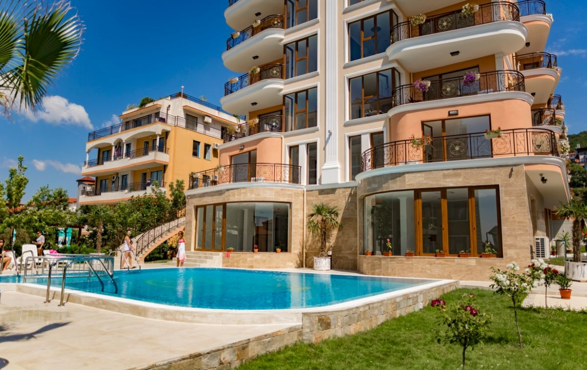 Sveti Vlas resort